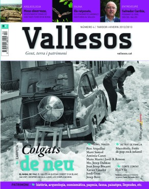 """Coberta del n. 4 de """"Vallesos"""""""